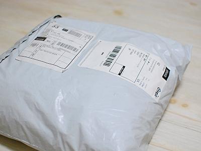 これはサイトの方に「\u203bご注文商品の届く時間はお仕上げ時間+配送時間で、普通は2週間頃届けます」と書かれていたのでまあそんなもんかなと。
